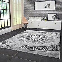 VIMODA Teppich Wohnzimmer Modern Klassisch Sehr