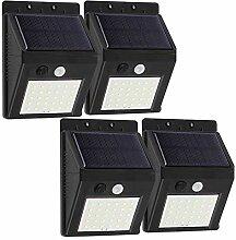 VIMOER LED-Wandleuchte, Bewegungsmelder,