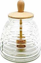 Vin Bouquet FIH 348 Honigglas mit Tropfer,