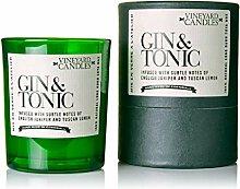 Vineyard Shot Glas Gin & Tonic Kerze