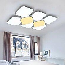 VINGO® 132W LED Deckenleuchte Deckenlampe