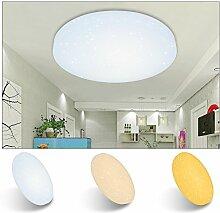 VINGO® 16W LED Deckenbeleuchtung Deckenleuchte