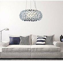 VINGO® 18W Acryl Kronleuchter Modern Wohnzimmer