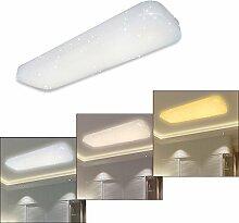 VINGO 30W LED Deckenleuchte Farbwechsel