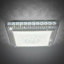 VINGO® 36W led kristall deckenleuchte Wandlampe
