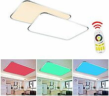 VINGO® 36W RGB Farbwechsel LED Deckenlampe