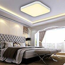 VINGO®50W LED Deckenleuchte Warmweiß