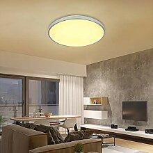 VINGO® 50W LED Deckenleuchte warmweiß