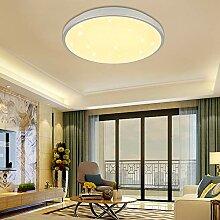VINGO 60W LED Deckenleuchte Warmweiß