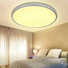 VINGO® 60W LED Deckenleuchte warmweiß