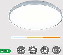 VINGO LED Deckenlampe, 50W Farbwechsel
