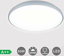 VINGO LED Deckenlampe, 60W Deckenleuchte