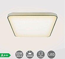VINGO LED Deckenleuchte, 60W Warmweiß