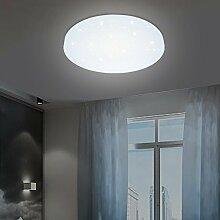 Vingo® LED-Deckenleuchte, Warmweiß,