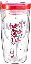 Vingo Mommy's Sippy Cup Wine Tumbler,