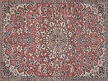viniliko Teppich Fathima, Vinyl, Rot, 100x 133x 3cm