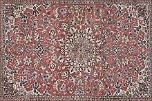 viniliko Teppich Fathima, Vinyl, Rot, 133x 200x 3cm