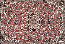 viniliko Teppich Fathima, Vinyl, Rot, 66x 100x 3cm