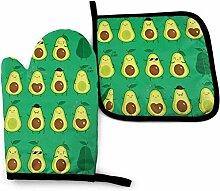 Vinkde Niedliche Cartoon Avocado Tier Pferd