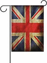 vinlin britischen Flagge–Seiten –, Deko,