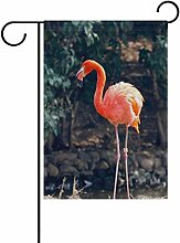 vinlin Flamingo, Garten-Deko, Heim, Flagge,