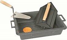 Vinmer 100005 Grill-Set, 3 Werkzeuge Mauerwerk