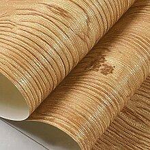 Vintage 3D Tapete Holzmaserung Schlafzimmer Küche