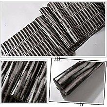 Vintage 3D Tapete künstliches Stroh gewebt