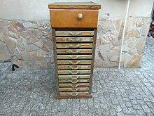 Vintage Aktenschrank, 1950er