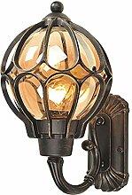 Vintage Außenlampe Rustikale Aussenleuchte