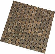 Vintage Bruno Mosaik 2,3x2,3 cm, Feinsteinzeug