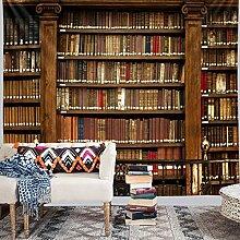 Vintage Bücherregal Wandbehang – Arbeitszimmer