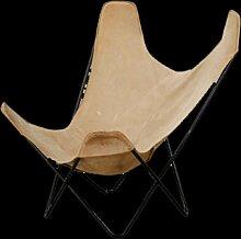 Vintage Butterfly Stuhl von Ferrari-Hardoy