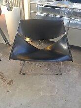 Vintage Butterfly Stuhl von Pierre Paulin für