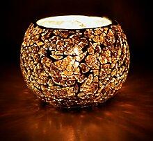 Vintage design Glas leuchter klein kerzenhalters Gift 8 Cm