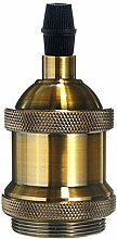 Vintage Edison Stehlampe Fassung, MOTENT Retro