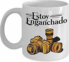 Vintage Estoy Enganchado mexikanischen Fotografie