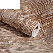 Vintage Holzmaserung Vliestapete/Studie legte die Wohnzimmer Tapete Veranda Hintergrund Tapeten/TV Sofa Wand Tapete-A