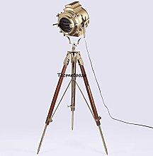 Vintage Industrial Spot Light Stehlampe