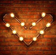 Vintage Industrial Style Wandlampe Steampunk