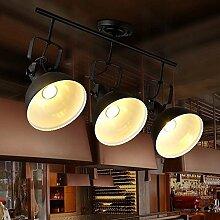 Vintage Lampe Decke Led Leuchten für Wohnkultur