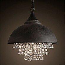 Vintage Lampe Loft Kronleuchter Beleuchtung