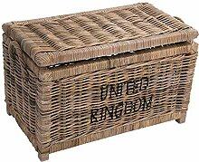 Vintage-Line Korbtruhe United Kingdom S Korb