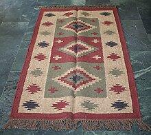 Vintage marokkanischen Teppich Afghane Teppich Kelim Perser Design Teppich Tribal Teppich türkischen Teppich