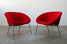 Vintage Modell 369 Sessel von Walter Knoll, 2er Set