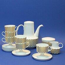 Vintage Porzellan Kaffeeservice von Rosenthal
