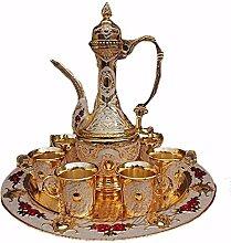 Vintage russische Retro Dekoration Russland Tee