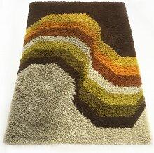 Vintage Rya Teppich mit hohem Flor von Desso,