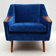 Vintage Sessel von Illum Wikkelso für Westnofa,