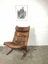 Vintage Sessel von Ingmar Relling für Westnofa,